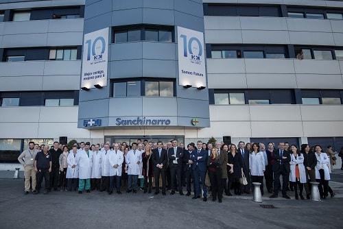 Hospital universitario sanchinarro hm sanchinarro - Hospital puerta del sur telefono gratuito ...