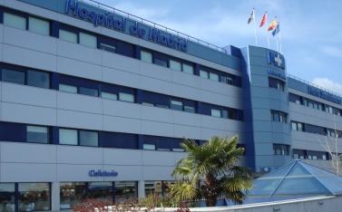 actividad psicología clínica y psiquiatría hospital sanchinarro